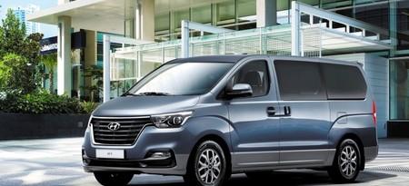 Hyundai H-1 с выгодой до 90 000 рублей.
